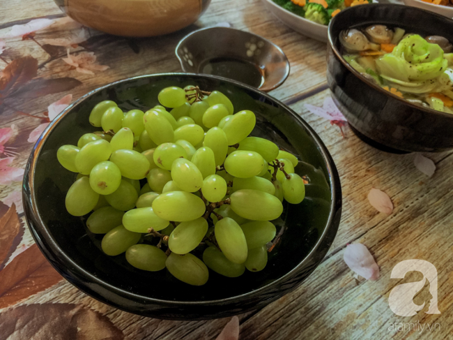 Rằm tháng 7, mẹ đảm Sài Gòn sửa soạn mâm cơm chay ngon đẹp hết cỡ ai nhìn thấy cũng phải xuýt xoa - Ảnh 9.