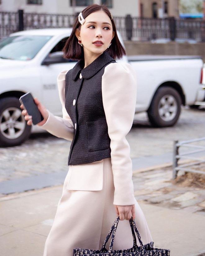 Người mẫu lộ bằng chứng hẹn hò em chồng đại gia của Hà Tăng: Gợi cảm, đầy sang chảnh - Ảnh 6.
