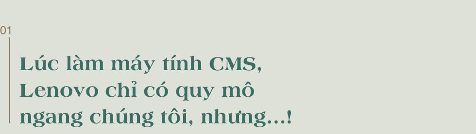 Canh bạc tỷ đô của Chủ tịch CMC Nguyễn Trung Chính - Ảnh 1.