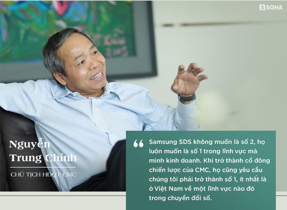 Canh bạc tỷ đô của Chủ tịch CMC Nguyễn Trung Chính - Ảnh 6.