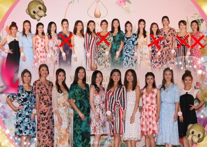 Thảm họa Hoa hậu Hong Kong: Top 10 vừa được gọi tên đã gây sóng gió vì nhan sắc dưới trung bình cùng gu thời trang thảm họa - Ảnh 1.