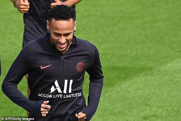 Tương lai của Neymar sẽ được quyết định tại Liverpool - Ảnh 2.