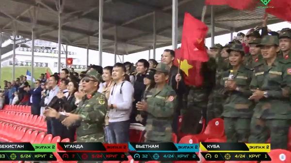 Đội Việt Nam xuất sắc về đích thứ 2 tại chung kết Tank Biathlon - Kỳ tích lịch sử - Ảnh 33.