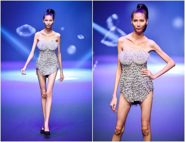Dàn mẫu Vietnams Next Top Model: Các cô nàng cò hương dần tăng cân, lột xác về ngoại hình - Ảnh 12.