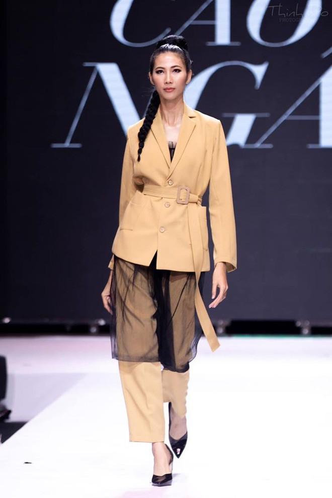 Dàn mẫu Vietnams Next Top Model: Các cô nàng cò hương dần tăng cân, lột xác về ngoại hình - Ảnh 14.