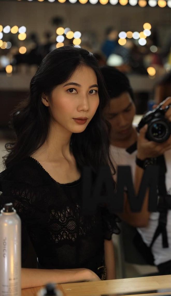 Dàn mẫu Vietnams Next Top Model: Các cô nàng cò hương dần tăng cân, lột xác về ngoại hình - Ảnh 15.