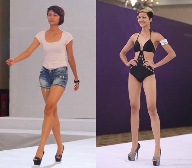 Dàn mẫu Vietnams Next Top Model: Các cô nàng cò hương dần tăng cân, lột xác về ngoại hình - Ảnh 16.