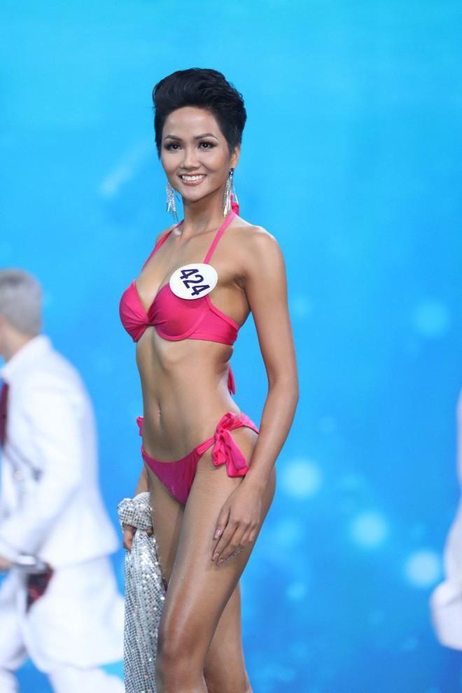 Dàn mẫu Vietnams Next Top Model: Các cô nàng cò hương dần tăng cân, lột xác về ngoại hình - Ảnh 17.