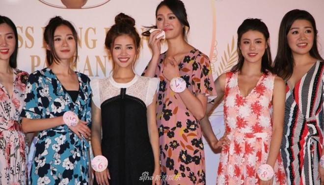 Thảm họa Hoa hậu Hong Kong: Top 10 vừa được gọi tên đã gây sóng gió vì nhan sắc dưới trung bình cùng gu thời trang thảm họa - Ảnh 3.