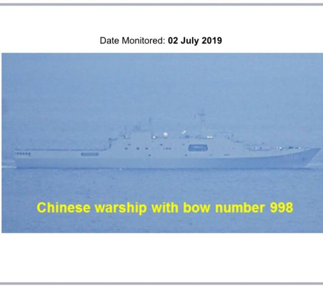 Philippines: Hành động của tàu chiến Trung Quốc không phải bạn bè - Ảnh 3.