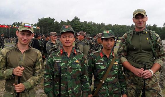 Việt Nam giành giải ba bài Bắn tỉa trong hành tiến - Ảnh 4.