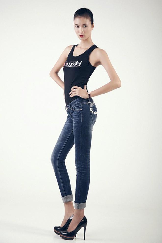 Dàn mẫu Vietnams Next Top Model: Các cô nàng cò hương dần tăng cân, lột xác về ngoại hình - Ảnh 22.