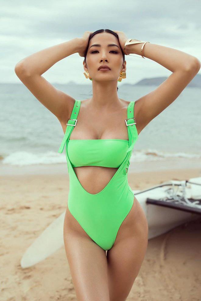 Dàn mẫu Vietnams Next Top Model: Các cô nàng cò hương dần tăng cân, lột xác về ngoại hình - Ảnh 4.