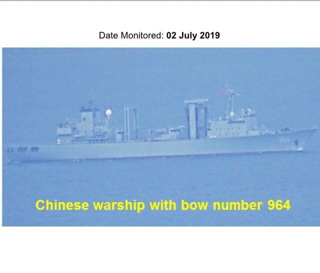 Philippines: Hành động của tàu chiến Trung Quốc không phải bạn bè - Ảnh 4.