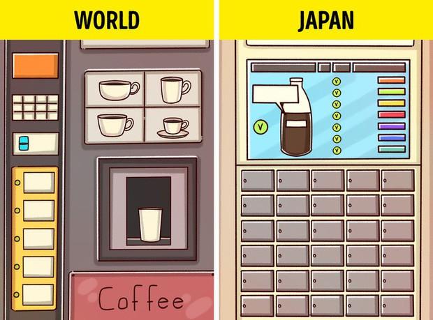 8 thứ nghe vô lí nhưng hoàn toàn có thật ở Nhật Bản, đúng là xứ sở của những điều độc dị nhất thế giới - Ảnh 5.