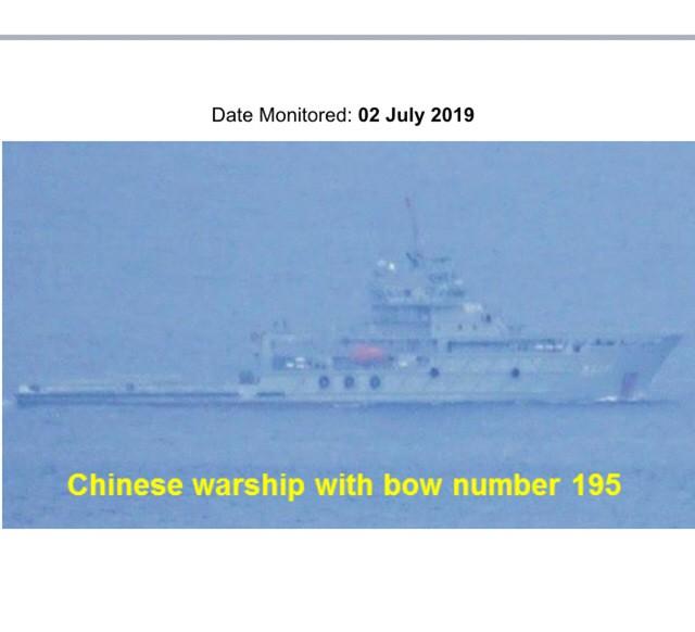 Philippines: Hành động của tàu chiến Trung Quốc không phải bạn bè - Ảnh 5.