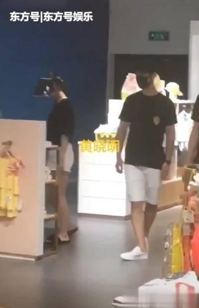 Giữa bão tin đồn ly hôn, Huỳnh Hiểu Minh và Angelababy bất ngờ lộ ảnh cùng nhau đi sắm đồ trẻ con - Ảnh 5.