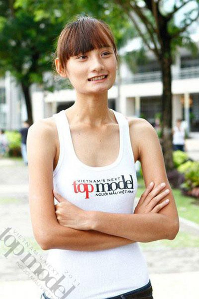 Dàn mẫu Vietnams Next Top Model: Các cô nàng cò hương dần tăng cân, lột xác về ngoại hình - Ảnh 6.