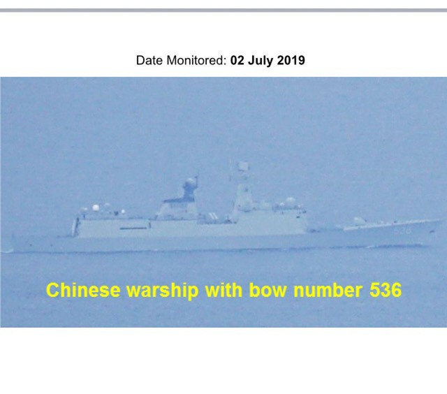 Philippines: Hành động của tàu chiến Trung Quốc không phải bạn bè - Ảnh 6.