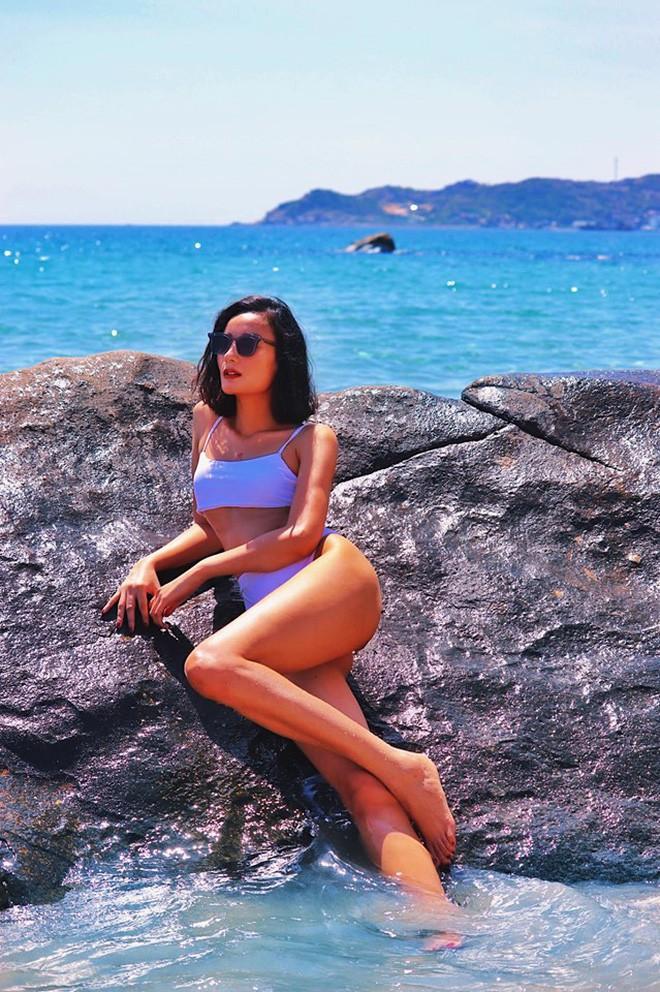 Dàn mẫu Vietnams Next Top Model: Các cô nàng cò hương dần tăng cân, lột xác về ngoại hình - Ảnh 7.