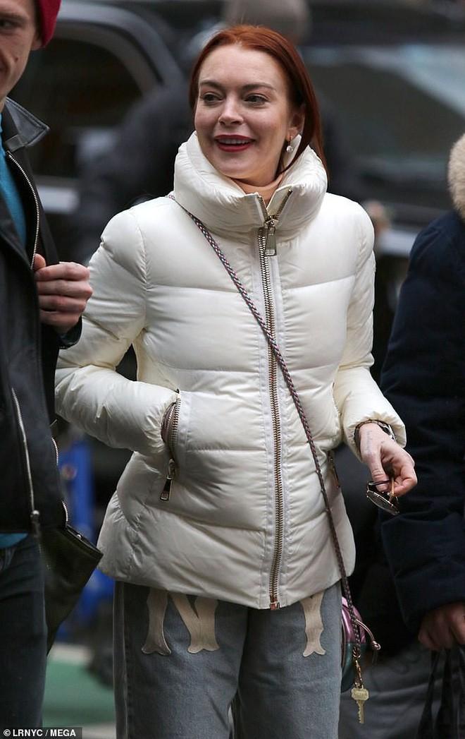 Cuộc đời bi kịch của Mean Girls Lindsay Lohan: Rich kid bị mẹ bòn rút, tù tội liên miên, hôn phu bạo hành và cái kết bất ngờ - Ảnh 9.