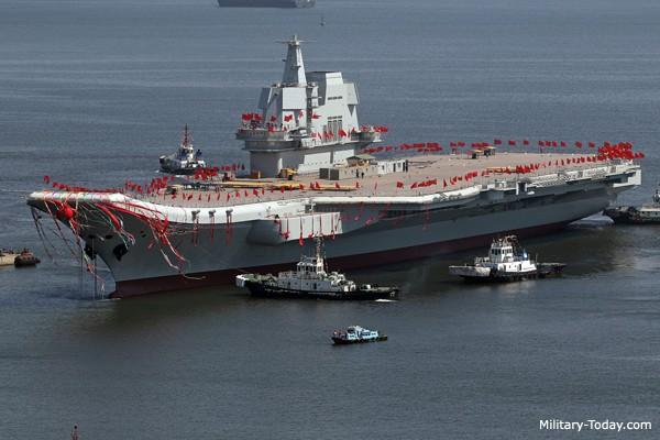 Tham vọng trở thành Siêu cường của Trung Quốc:  Cần bao nhiêu tàu sân bay? - ảnh 5