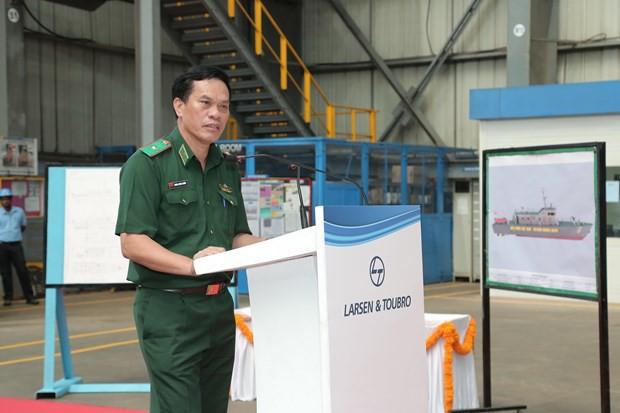 Ấn Độ đóng 12 tàu tuần tra cao tốc cho Việt Nam - ảnh 1