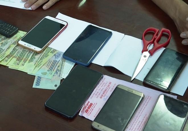 Từ Quảng Bình vào Huế thực hiện 10 vụ trộm kiếm tiền chơi game - Ảnh 1.