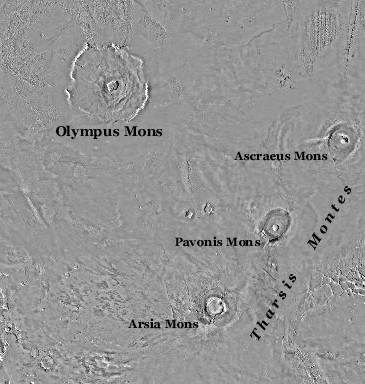 Những nơi trên Sao Hỏa mà con người có thể khám phá được - Ảnh 1.