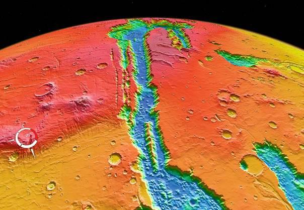 Những nơi trên Sao Hỏa mà con người có thể khám phá được - Ảnh 2.