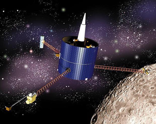Câu chuyện cảm động về Eugene Shoemaker: Người đầu tiên của nhân loại vĩnh viễn an nghỉ trên Mặt trăng - Ảnh 4.