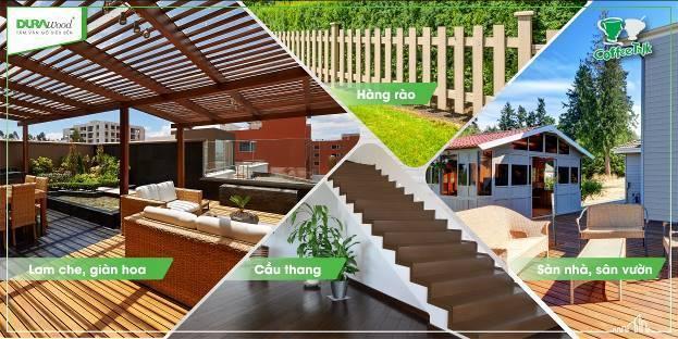 Tấm xi măng vân gỗ Durawood - Sắc thiên nhiên vững bền cho ngôi nhà bạn - Ảnh 5.