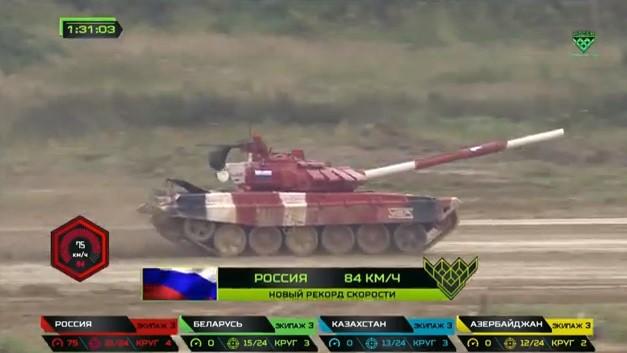 Không thể cướp chức vô địch của Nga ở chung kết siêu hạng Tank Biathlon 2019, các đối thủ tâm phục khẩu phục - Ảnh 8.
