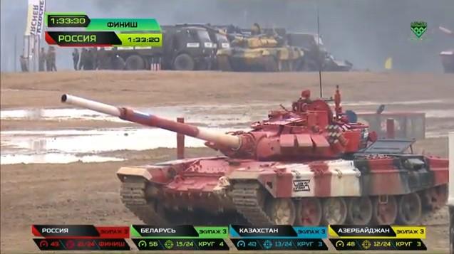 Không thể cướp chức vô địch của Nga ở chung kết siêu hạng Tank Biathlon 2019, các đối thủ tâm phục khẩu phục - Ảnh 6.