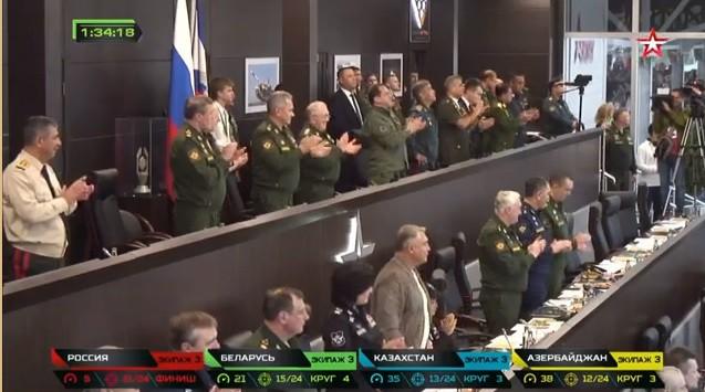 Không thể cướp chức vô địch của Nga ở chung kết siêu hạng Tank Biathlon 2019, các đối thủ tâm phục khẩu phục - Ảnh 7.