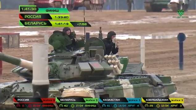 Không thể cướp chức vô địch của Nga ở chung kết siêu hạng Tank Biathlon 2019, các đối thủ tâm phục khẩu phục - Ảnh 5.