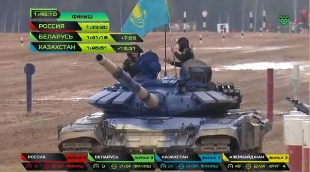 Không thể cướp chức vô địch của Nga ở chung kết siêu hạng Tank Biathlon 2019, các đối thủ tâm phục khẩu phục - Ảnh 4.