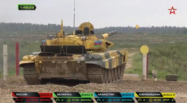 Không thể cướp chức vô địch của Nga ở chung kết siêu hạng Tank Biathlon 2019, các đối thủ tâm phục khẩu phục - Ảnh 3.