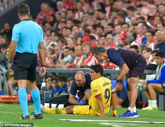 Vắng Messi, Barca nhận đòn hồi mã thương chí mạng trong ngày ra quân ở La Liga - Ảnh 2.