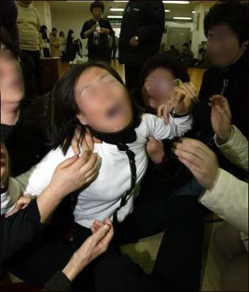 Vụ án móng tay sơn đỏ gây xôn xao Hàn Quốc 16 năm: Nữ sinh mất tích trên đường về nhà, chết lõa thể trong đường ống nước cách nhà 6km - Ảnh 5.