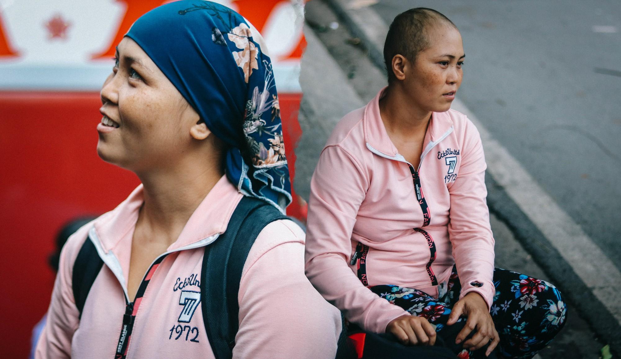 """""""Không được phép chết ở Sài Gòn"""": Suất cơm 2000 đồng và ước mơ nhỏ nhoi của người phụ nữ ung thư giai đoạn cuối - Ảnh 14."""