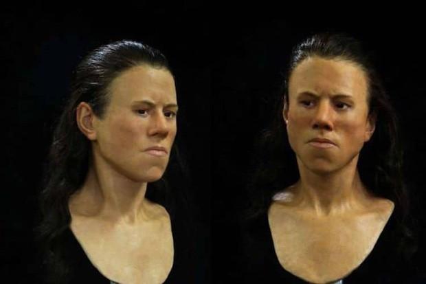 Nhà khảo cổ học điêu khắc gương mặt của người thật sống hàng nghìn năm về trước, đẹp từng milimet khiến nhiều người bị lừa - Ảnh 3.