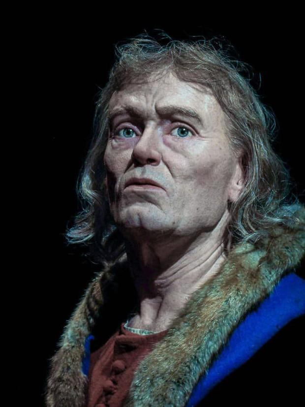 Nhà khảo cổ học điêu khắc gương mặt của người thật sống hàng nghìn năm về trước, đẹp từng milimet khiến nhiều người bị lừa - Ảnh 7.