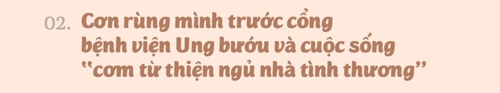 """""""Không được phép chết ở Sài Gòn"""": Suất cơm 2000 đồng và ước mơ nhỏ nhoi của người phụ nữ ung thư giai đoạn cuối - Ảnh 4."""