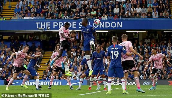 Mất điểm trước Bầy cáo, Chelsea của Lampard vẫn lạc bước giữa bài toán khó - Ảnh 2.