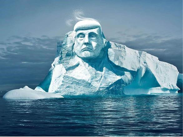 Tại sao ông Trump muốn mua đảo Greenland? - Ảnh 1.