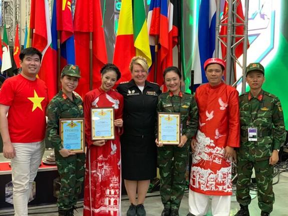 """Bộ đội Việt Nam khẳng định sức mạnh trên """"đấu trường"""" quốc tế Army Games 2019 - Ảnh 5."""