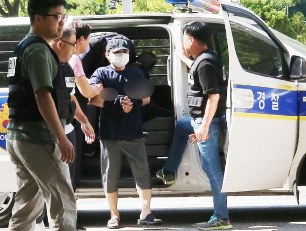 Hé lộ lời khai rùng rợn của nghi phạm trong vụ án thi thể không đầu trên sông Hàn gây chấn động Seoul - Ảnh 1.