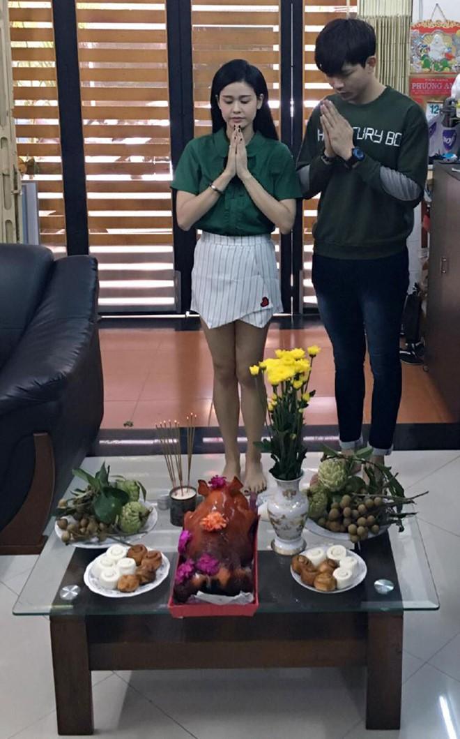 Mai Phương Thuý, Phi Thanh Vân bị chê vì mặc hở khi cúng tổ nghề - ảnh 7