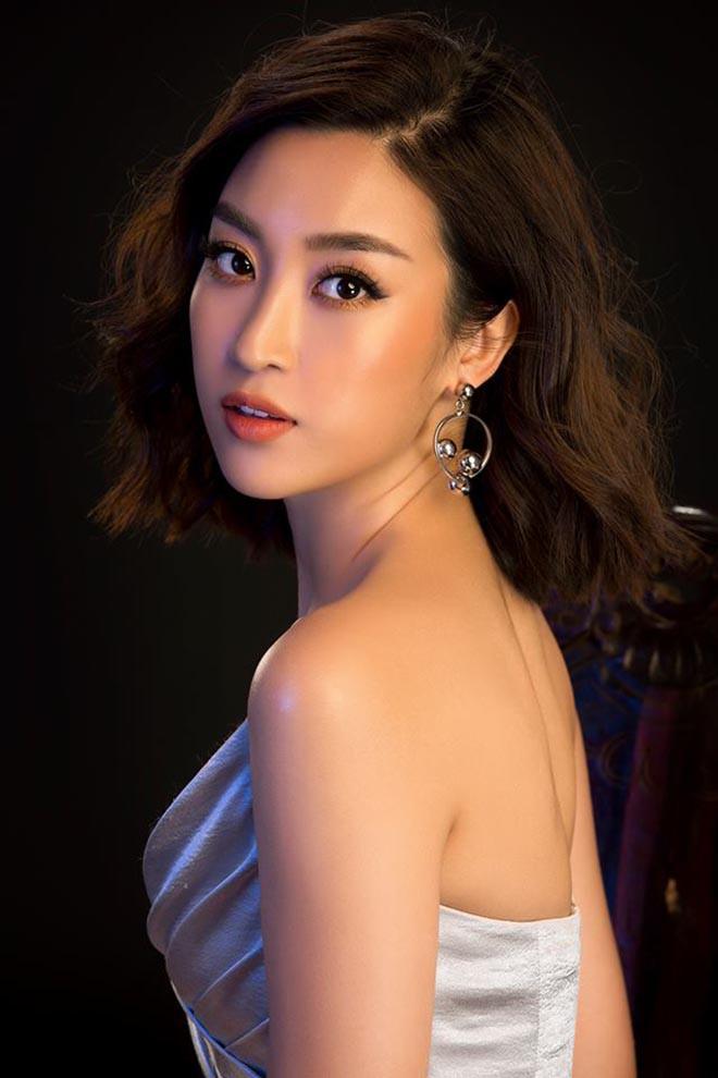 Hoa hậu Đỗ Mỹ Linh khoe ảnh diện bikini nóng bỏng  - Ảnh 4.